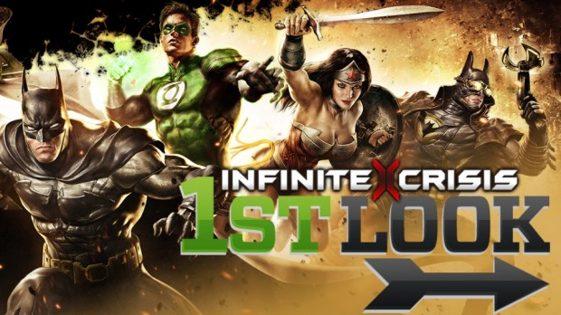 Infinite Crisis First Look 620x348