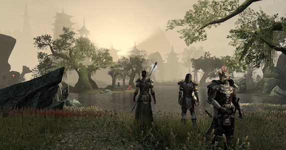 TESO Gamescom Header