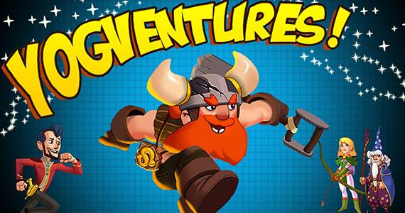 Yogventures Yogscast Game