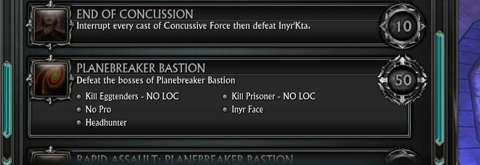 planebreaker bastion achieves title