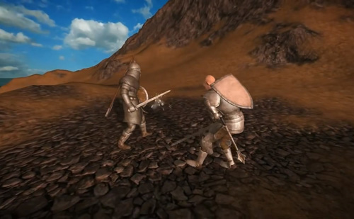 Free-to-Play Sandbox MMORPG