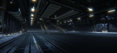 500d5 Star Citizen Idris HngarFloor WIP 01 Star Citizen: Letter from the Chairman: $26 Million!