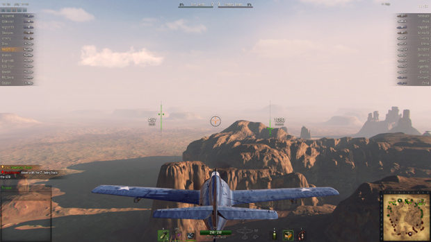 World of Warpalnes Review Minimap