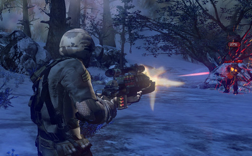 The Repopulation Kicks Off New Kickstarter Campaign