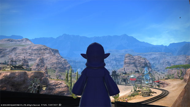 FFXIV Review Graphics