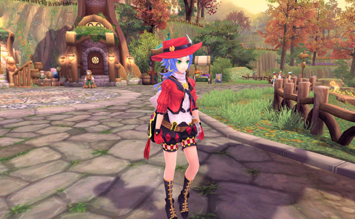 Aura Kingdom Closed Beta Begins December 23