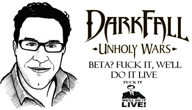 Darkfall Launch Live