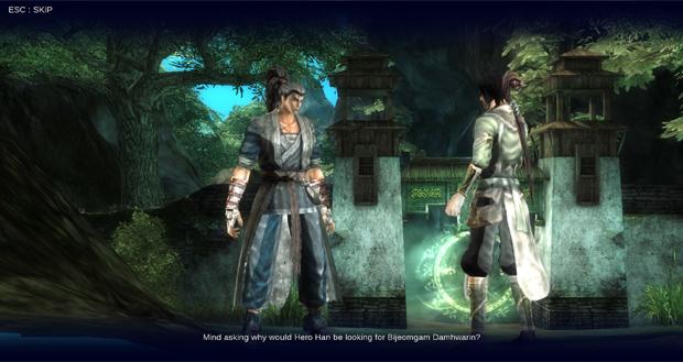 Yulgang II Newbie Quest