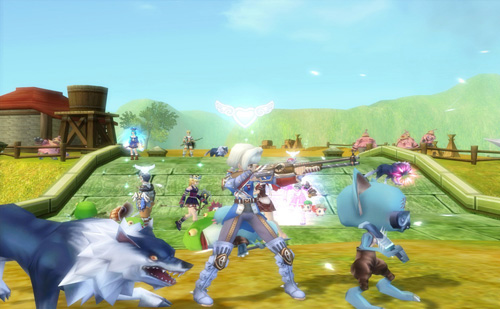 Lucent Heart Open Beta Dated