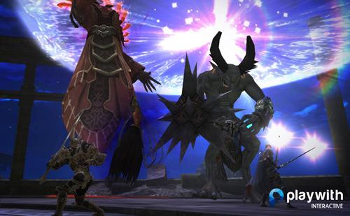 Eclipse War Online Closed Beta Starts February 25