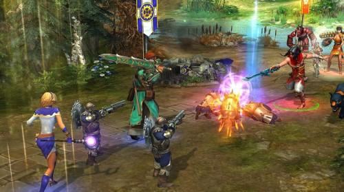 Top Free MMORPG 2014 | RPG TITLES