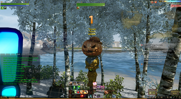 ArcheAge Preview Scarecrow