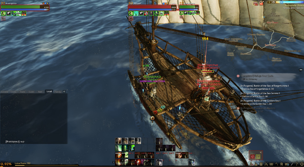 ArcheAge Preview Enemy Traders