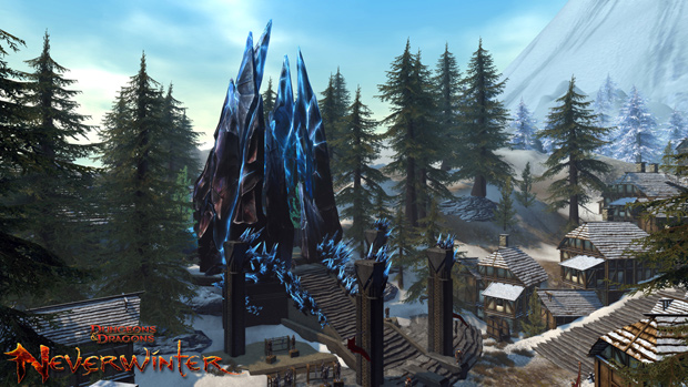 Neverwinter Icewind Dale Town Corruption