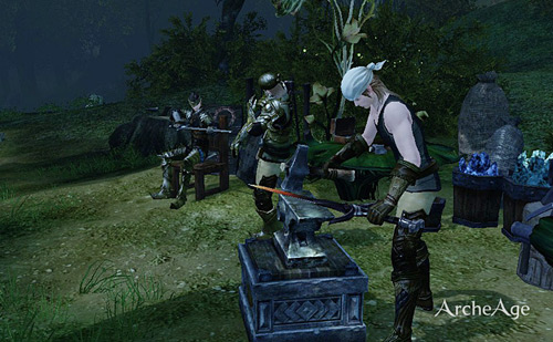 ArcheAge Alpha Test Underway