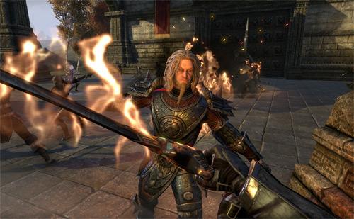 The Elder Scrolls Online Launches