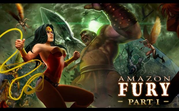 Amazon Fury PI