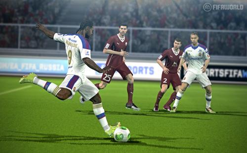 FIFA World Enters Open Beta