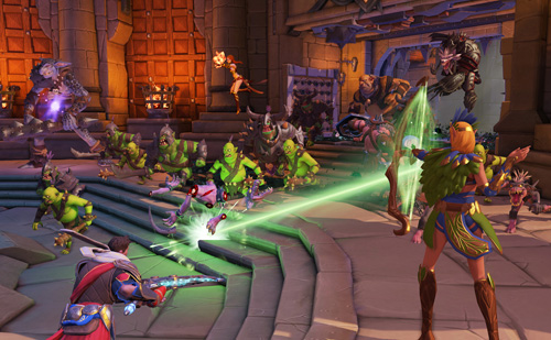 Orcs Must Die! Unchained Closed Beta Starts June 27