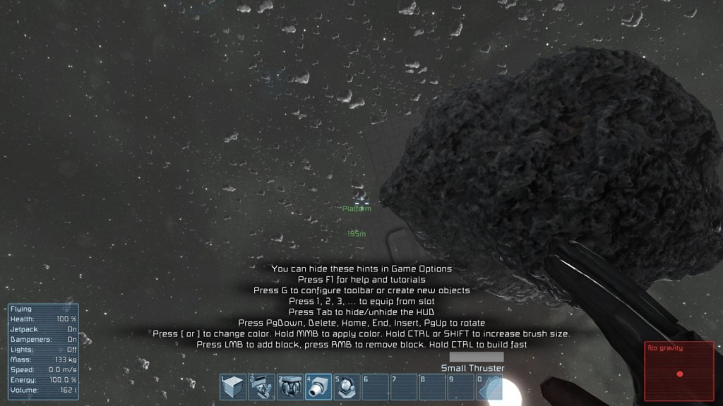 Space Engineers Spaaace...