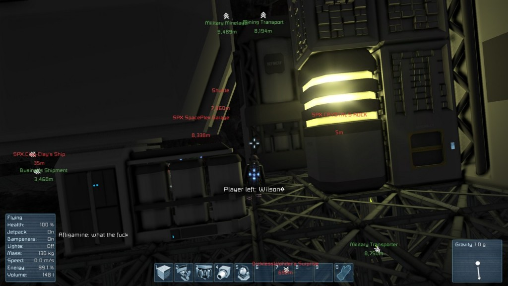 Space Engineers What the censored