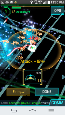 Ingress Mobile Review Attack