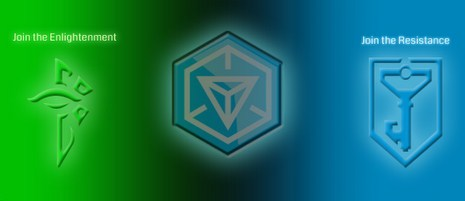 Ingress Mobile Review Factions
