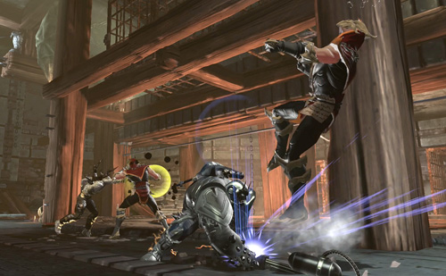 DC Universe Online Open Beta Kicks Off in Southeast Asia