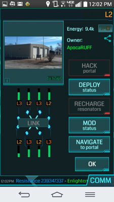 Ingress Mobile Review  Portal