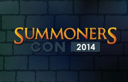 Summoners Con 2014