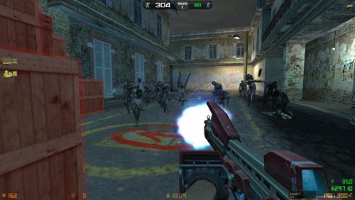 Couuter Strike Nexon Zombies