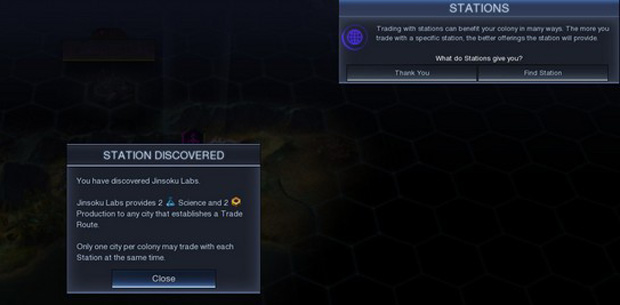Civ: Beyond Earth Review Stations