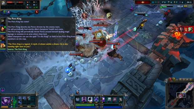 LoL Poro King 3