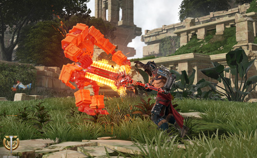 Skyforge Closed Beta Date and Founder Packs Announced