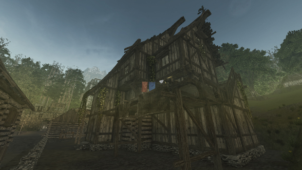 Life is Feudal Preview House