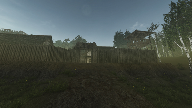 Life is Feudal Preview Walls