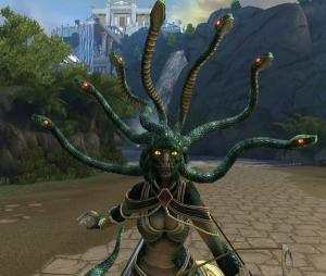 SMITE Medusa 4