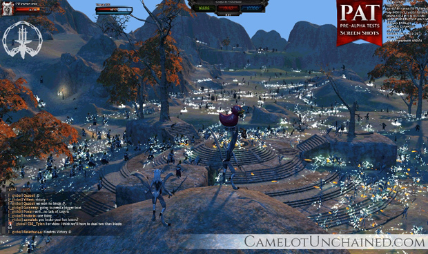 Camelot Unchained Zerg Magic